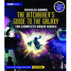 The Hitchhiker's Guide to the Galaxy BBC Radio Series - The Complete Collection