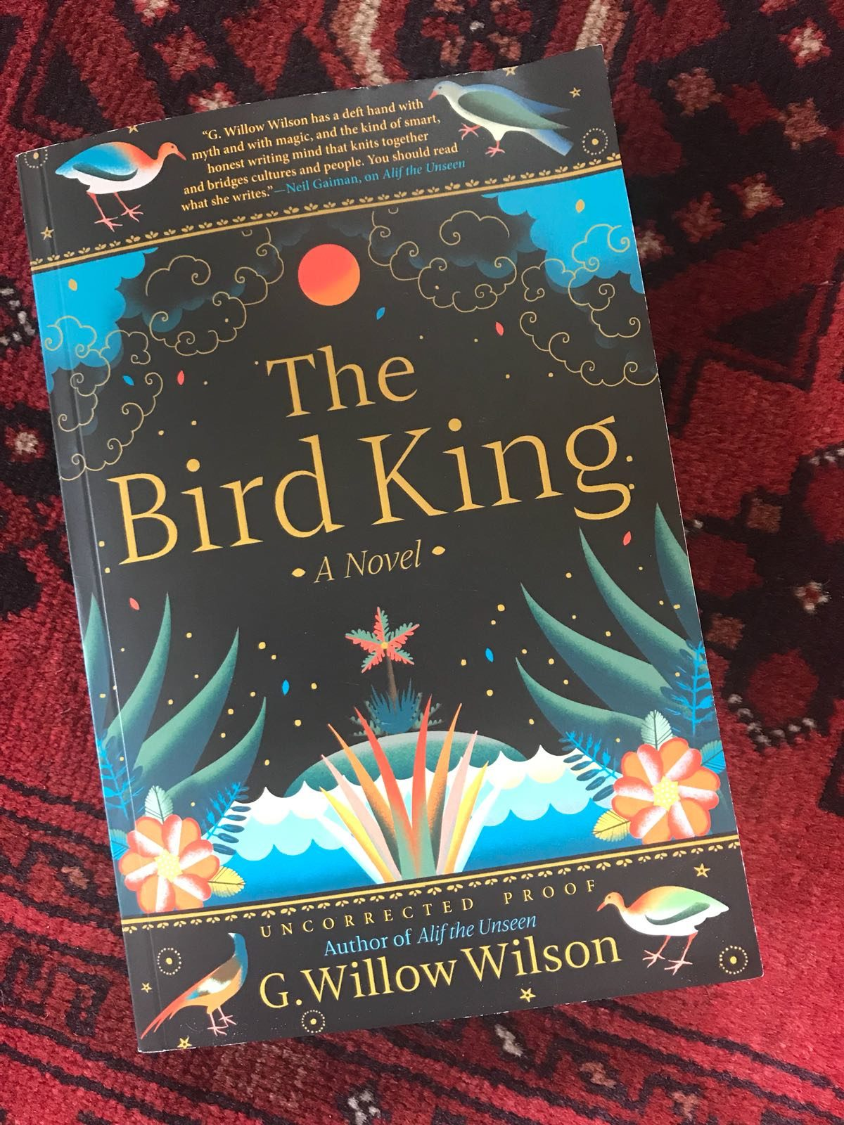 The Bird King by G. Willow Wilson – pre-order now